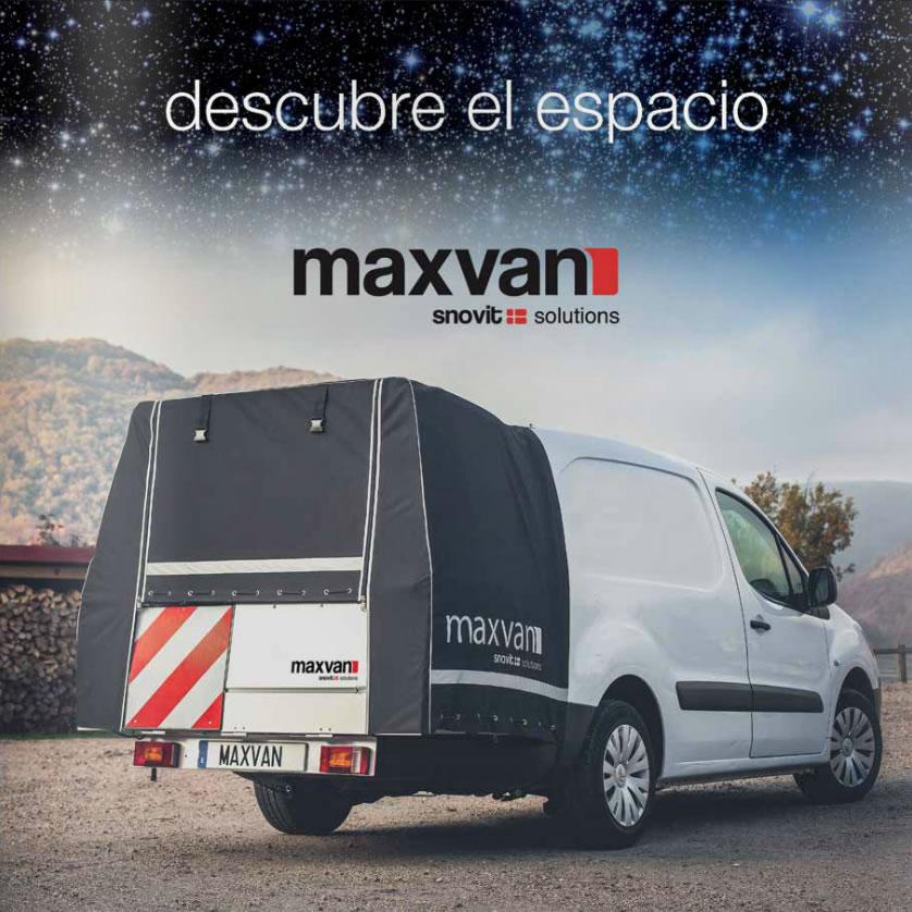 catálogo maxvan