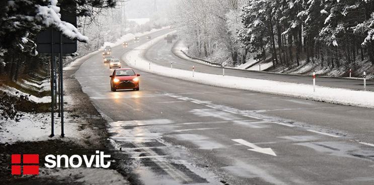 Consejos para conducir en invierno