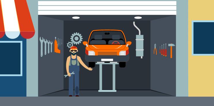 Cómo encontrar un buen taller mecánico