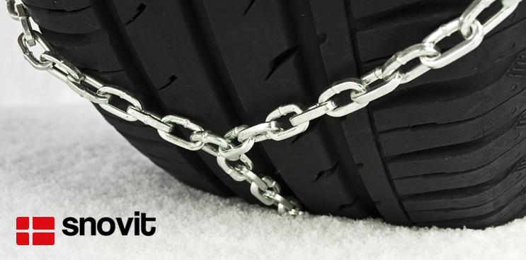 ¿Es verdad que algunos vehículos no admiten cadenas de nieve?