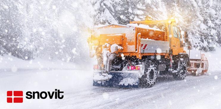 Normativa europea de cadenas de nieve para camiones y autobuses