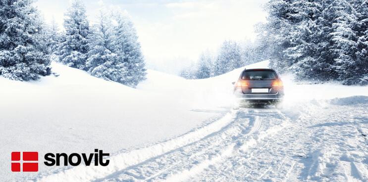 Cómo conducir sobre nieve y hielo, y películas con frío