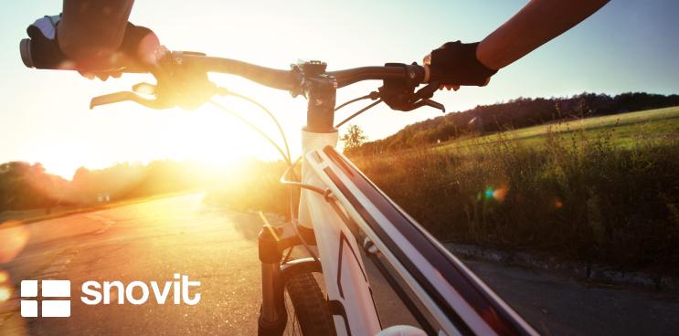 Portabicis y rutas en bicicleta por las vías verdes de España