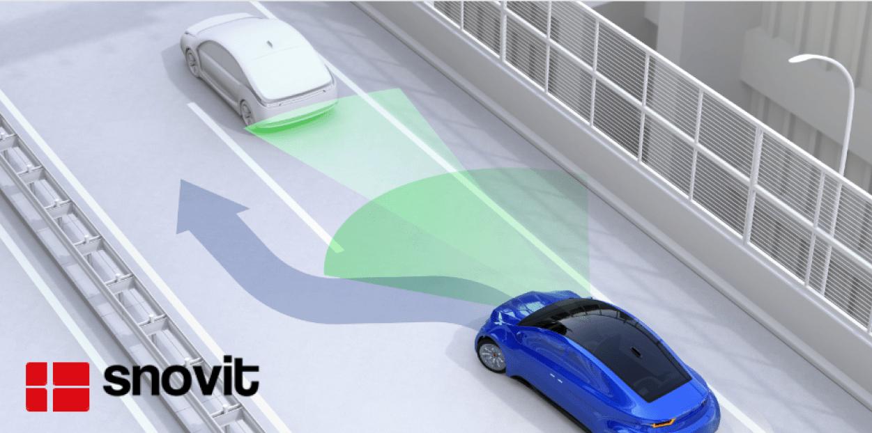 Tecnología puntera al servicio de la seguridad en la conducción